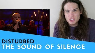 Download Voice Teacher Reacts to Disturbed's cover of The Sound of Silence Video