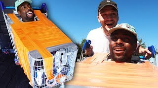 Download I Duct Taped My Friend Inside A Trolley For A Day And It Was Torture.. Video