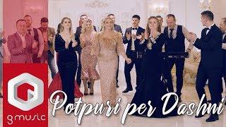Download Flora Gashi ft. Aziz Murati & Motrat Hoxha - Potpuri per Dashni (GEZUAR 2019) Video