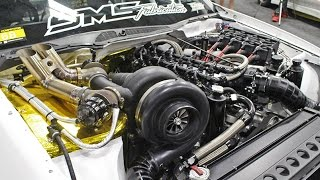 Download ONBOARD 1500HP QUAD ROTARY ″FATBOY″ LEXUS 300 Video