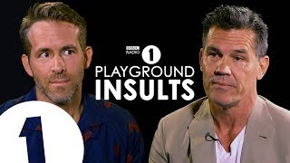Download Ryan Reynolds and Josh Brolin Insult Each Other | CONTAINS STRONG LANGUAGE! Video
