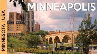Download Minnesota Travel Vlog! Minneapolis, MN during summer Video