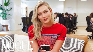 Download 73 Questions With Karlie Kloss ft. Casey Neistat & Ashley Graham | Vogue Video