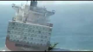 Download Navio Cargueiro no Sufoco no Porto de Imbituba (SC) Video