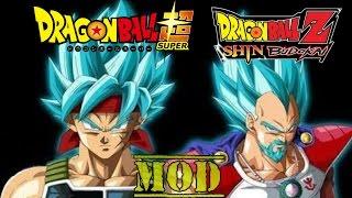 Dragon ball Z Shin Budokai Modding Tutorial Free Download