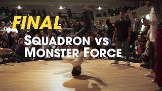 Download Squadron vs Monster Force [final] // stance // Massive Monkees Weekend 2018 ► udeftour.org Video