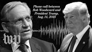 Download Exclusive: Listen to Trump's conversation with Bob Woodward Video