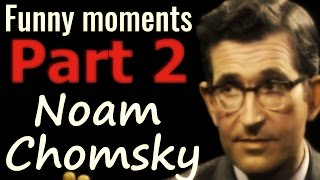 Download Funny moments with Noam Chomsky 2 Video