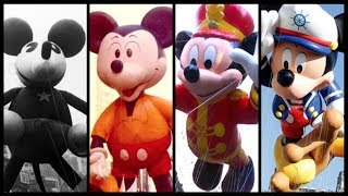 Download Evolution of Mickey Mouse Balloons In Macy's Thanksgiving Day Parade! - DIStory Ep. 15 Video