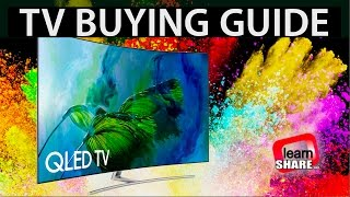 Download TV Buying Guide 2018 - HDR 4K TVs, OLED, LCD/LED, IPS, VA Screens Video