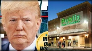 Download DON'T SHOP AT PUBLIX: LOOK AT THE DISGUSTING THING THEY DID TO TRUMP Video