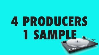 Download 4 PRODUCERS FLIP THE SAME SAMPLE | Andrew Huang Video