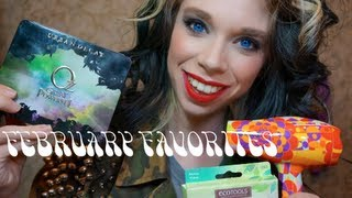Download FEBRUARY FAVORITES 2013 Video