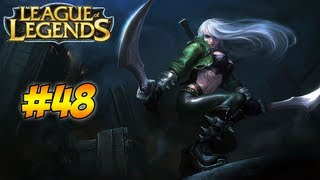 Download League Of Legends - Gameplay - Katarina Guide (Katarina Gameplay) - LegendOfGamer Video