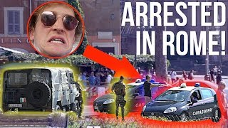 Download I GOT ARRESTED BY ITALIAN POLICE! **NOT CLICKBAIT** Video