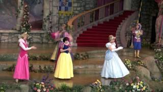 Download Disney's princess ball Video