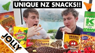 Download Snacks you can only find in New Zealand!! Video