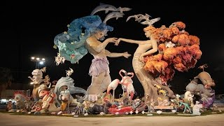 Download Las Fallas, Patrimonio Inmaterial de la Humanidad Video