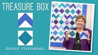 Download Make a ″Treasure Box″ Quilt with Jenny! Video