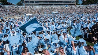 Download 2018 Spring Commencement Ceremony | UNC-Chapel Hill Video