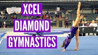 Download Megan and Ciera's Xcel Diamond Gymnastics Meet 2017 Video