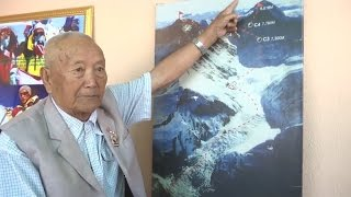 Download 85-Year-Old Wants To Beat His Own Record Of Being Oldest Mt. Everest Climber Video