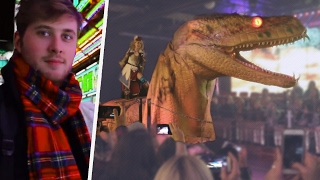 Download We Went To An Insane Robot Restaurant in Tokyo Video