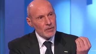 Download Il Comandante Gregorio De Falco ospite nella trasmissione ″L'Aria che tira″ in onda su La7. Video
