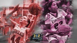 Download #1 Conrad vs #4 St Elizabeths Girls Basketball LIVE 302SportS Spotlight Game of the Week Video