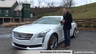 Download Review: 2017 Cadillac CT6 3.0TT Platinum Video
