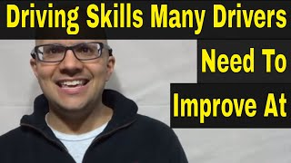 Download 7 Driving Skills Many Drivers Need To Improve At Video