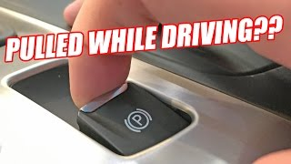 Download What Happens If You Pull An Electronic Parking Brake While Driving? Video