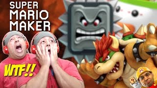 Download THESE F#%KING LEVELS ARE STRAIGHT FROM HELL!!! [SUPER MARIO MAKER] [#71] Video