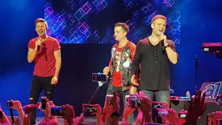 Download Living the Dream - A1 live in Manila 2018 Video