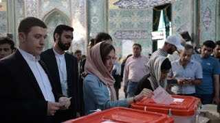Download Iran Holds Highly Contested Presidential Election Video