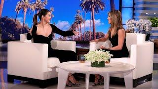 Download Major 'Friends' Fan Selena Gomez Gushes Over Jennifer Aniston Video