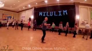 Download Dina Dina, Yaron Malihi - Hilulim 2016 Video