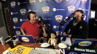 Download Dunc And Holder on Sports 1280 in New Orleans. February 21, 2018 Video