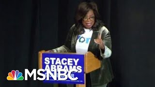 Download Fmr. DNC Chair: Oprah Transcends Politics, Reaches The Heart | The Beat With Ari Melber | MSNBC Video