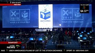 Download Launch of IEC's Results Operations Centre (ROC) Video