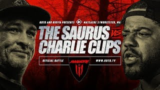 Download KOTD - The Saurus vs Charlie Clips - #MASS3 Video