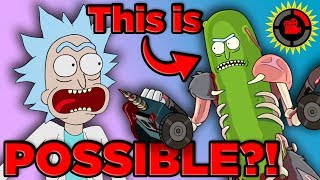 Download Film Theory: Pickle Rick ACTUALLY WORKS! (Rick and Morty, Feat. DAN HARMON!) Video