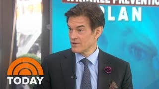 Download Dr. Oz Shares Tips To Fight Wrinkles and Protect The Skin | TODAY Video