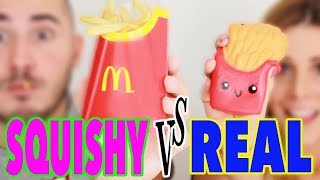 Download CIBO REALE vs SQUISHY Video