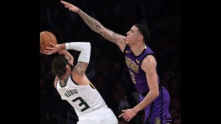Download Lonzo Ball is LOCKING UP | 2018 Defense Mix for Lakers PG Video