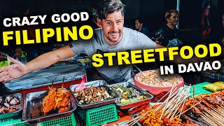 Download Grilled FILIPINO STREET FOOD in ROXAS MARKET DAVAO CITY Video