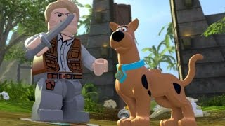 Download LEGO Dimensions - Jurassic World Adventure World - All Restorations and Races Completed Video