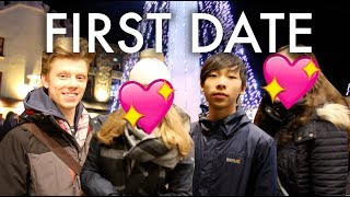 Download EMBARRASSING TEENAGERS ON THEIR FIRST DATE : Traveling Full-time w/9 kids Video
