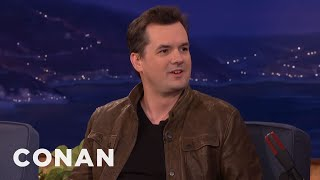 Download Jim Jefferies Couldn't Be Prouder Of His Son's First F-Bomb - CONAN on TBS Video