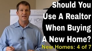 Download Should You Use a Realtor When Buying a New Home? Video